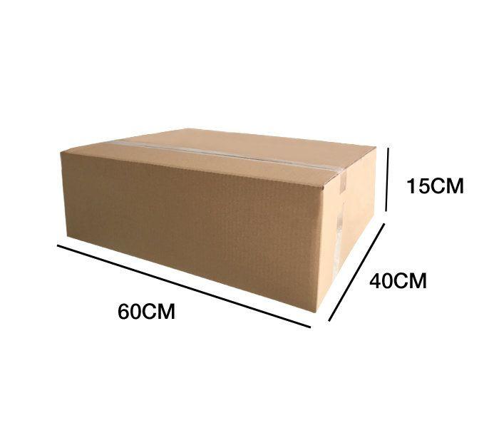 Caja Cartón SIMPLE  60x40x15