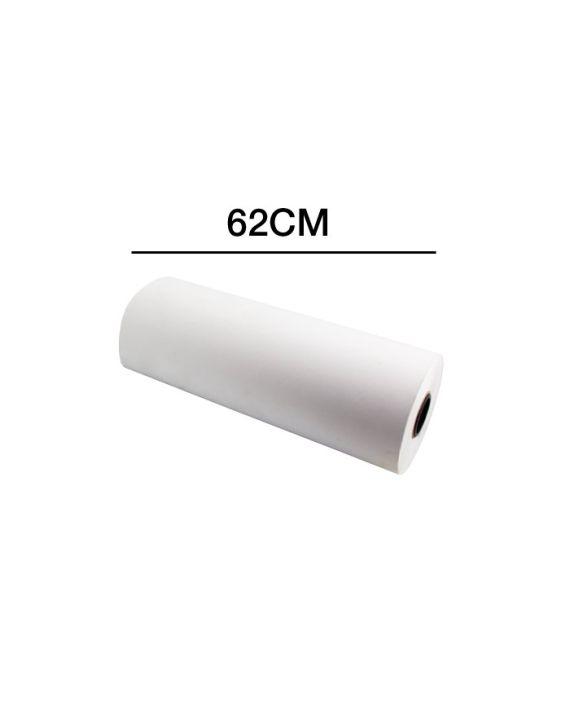 Bobina Papel Blanco 62 cm