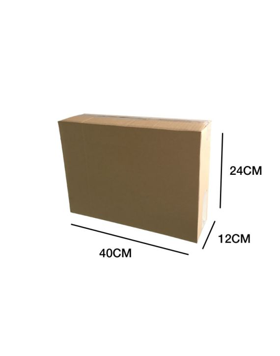 Caja Cartón SIMPLE 40x12x24