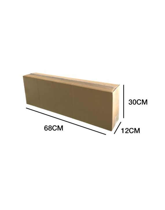 Caja Cartón SIMPLE  68x12x30