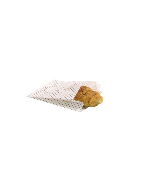 Bolsa Blanca 12+5x22 cm