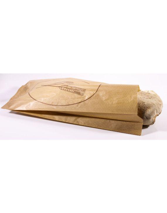 Bolsa Kraft 22+8x52 cm