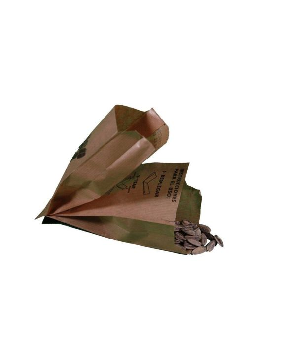 Bolsa Pipas-Frutos Secos 9+5x38 cm